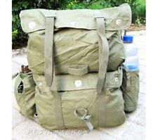 SURPLUS CHINESE MILITARY ARMY PLA TYPE 65 PARATROOPER BACKPACK  HAVERSACK BAG