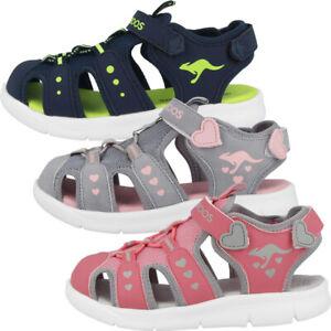 Trempé Kangaroos K-mini K Sneaker Enfants Sandale Chaussures Kids Loisirs Sandales 02035-afficher Le Titre D'origine