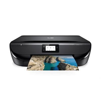 HP Stampante Multifunzione Envy 5030 Inkjet a Colori Stampa Copia Scansione 20 p