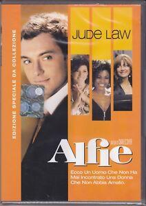 DVD-Alfie-avec-Jude-Law-Nouveau-2005