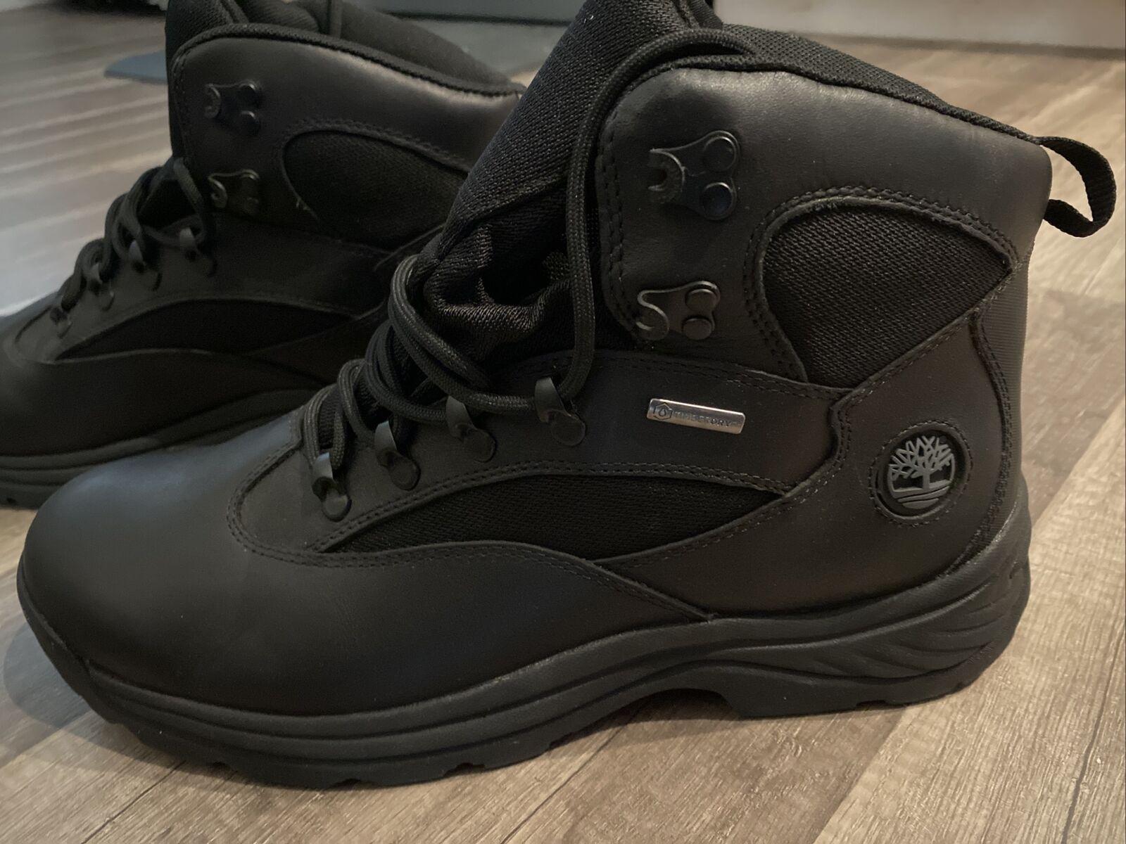 enlazar A rayas triple  SALE Timberland Men's Chocorua Trail Waterproof Hiking Boot Black SZ 13 NEW  for sale online