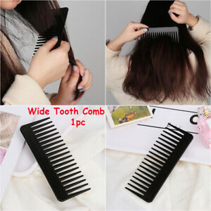 19-Teeth-Hair-cut-Hairdressing-Wide-Tooth-Comb-Hair-Styling-Tools