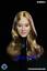 thumbnail 2 - 1:6 Super Duck SDH020B Smile Face Girl curls Head Sculpt Fit 12'' Action Figure