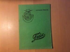 Katalog-von-Frese-fuer-Spiegel-und-Zubehoer-von-1965-66-Jahre-fuer-Oldtimer