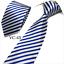 Classic-Red-Black-Blue-Mens-Tie-Paisley-Stripe-Silk-Necktie-Set-Wedding-Jacquard thumbnail 53