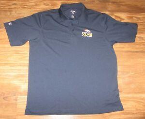 NFL Denver Broncos Mens Super Bowl XLVIII Short-Sleeve Polo Shirt ... 5ca1fa1c3