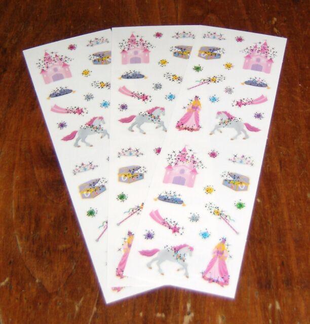 Mrs Grossman PRINCESS GEAR Stickers
