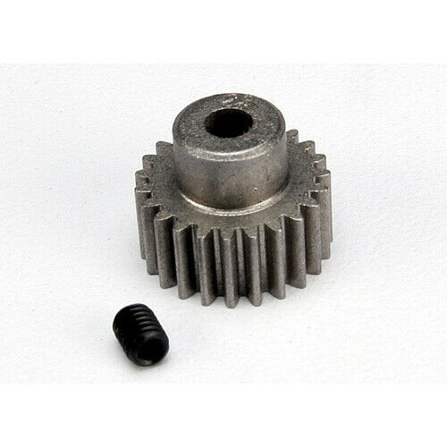 Traxxas 2423: Gear, 23-T pinion (48-pitch) / set screw TRAXXAS