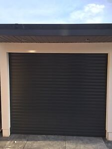 Electric Roller Garage Door Insulated Fitting Service