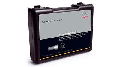 Original Audi Q7 RADSCHLOSS Radschrauben Diebstahlhemmung M14x1,5x51 4L0071455