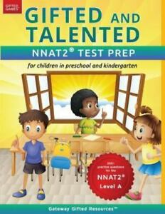 Image is loading Gifted-and-Talented-Nnat2-Test-Prep-Level-a-