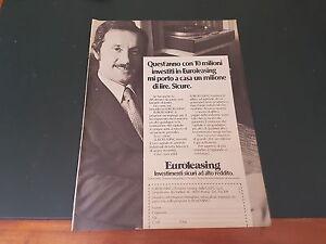 Advertising-Article-Italian-Pubblicita-EUROLEASING-SAIPI-SPA-1973
