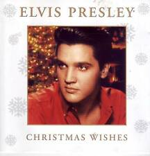 Elvis Presley Christmas Wishes 14 Track Cd Album