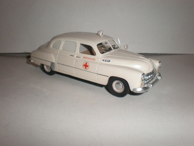 best-seller 1 43 RUSSIAN GAZ-12  ZIM  AMBULANCE LIMOUSINE 1954 1954 1954  preferenziale