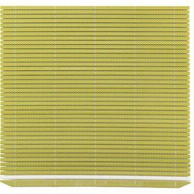 10 X 9.5 in environ 24.13 cm plastique vert Makisu//Sushi Laminage Mat par Hasegawa