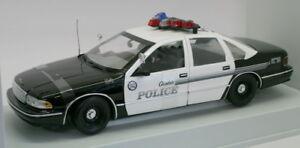 Modèles réduits 1/18 de voiture 21026 - Chevrolet Caprice Glendale Police