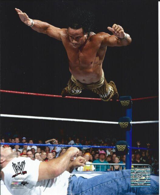 JIMMY SUPERFLY SNUKA WWE WRESTLING 8 X 10 LICENSED PHOTO NEW #552