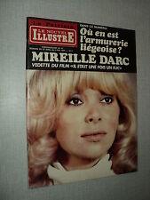 LE PATRIOTE LE NOUVEL ILLUSTRE 72/17 (27/4/72) MIREILLE DARC AUGUSTIN RIVEROS