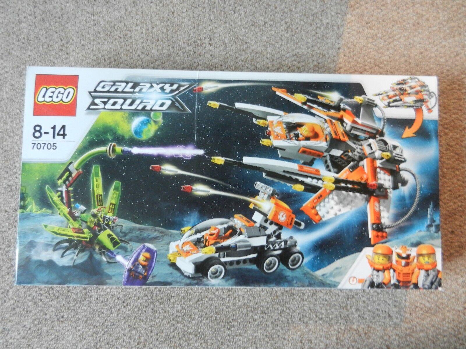 Nuevo Y En Caja Lego Galaxy Squad 70705  Bug Obliterator-Nuevo Sellado En Caja