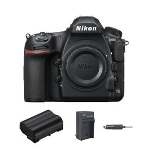 Details about Nikon D850 DSLR Camera (Body Only) with Extra Battery + Car  Charger