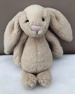 Jellycat-Small-Bashful-Honey-Bunny-Rabbit-Baby-Soft-Toy-Comforter-Soother