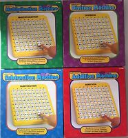 Lakeshore Learning Materials Math Machines Lot Of 4