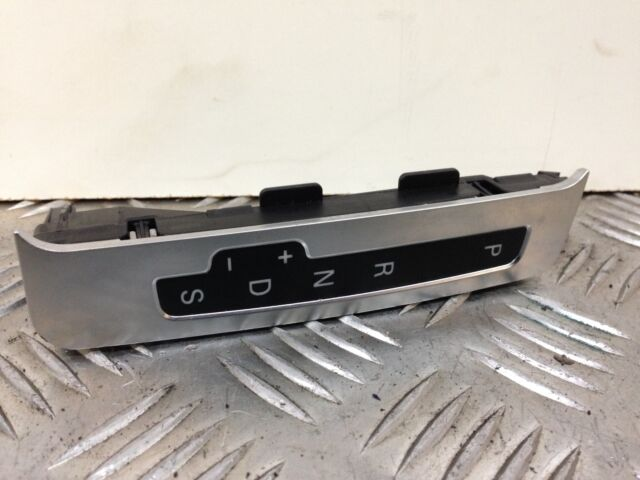 AUDI A6 C6 2008-11 AUTO AUTOMATIC DSG GEAR SELECTOR DISPLAY PANEL 4F2713463D