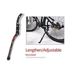 EasyDo  Aluminum Single Leg Kickstand 24/'/'-29/'/' Mountain Bike Parking Rack Stand
