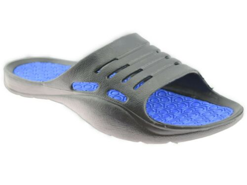 Mens Womens Sliders Slides Shoes Purecat Beach Flip Flops Slide Sandals Size