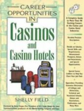 Career Opportunities in Casinos and Casino Hotels: A Comprehensive Gui-ExLibrary