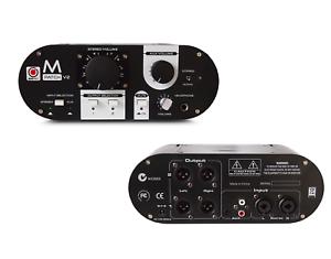 SM-PRO-M-PATCH-V2-MPATCH-2-PASSIVE-VOLUME-CONTROLLER-SPEAKER-SWITCHER-HEAD-AMP