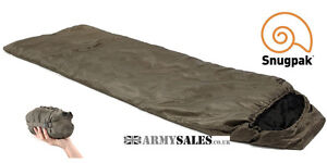 Details About Snugpak Jungle Bag Olive Square Tropical Sleeping With Hood Mosquito Net