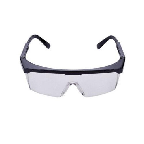 Lunettes de Protection clair Travail Lunettes De Protection Transparent Protection des yeux Lunettes laboratoire en166