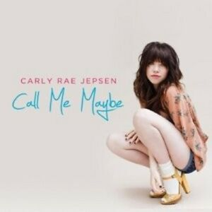 CARLY-RAE-JEPSEN-CALL-ME-MAYBE-2-TRACK-CD-SINGLE-NEW