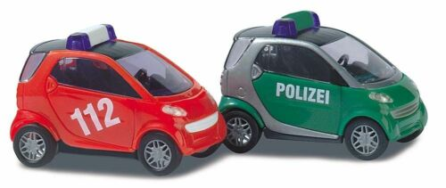 """Neu Smart /""""Polizei/"""" Und /""""Feuerwehr/"""" Busch 8351-1//160"""