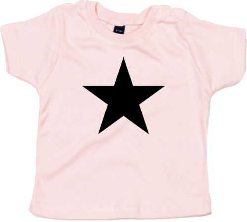 BLACK STAR BABY Rosa Shirt Baby-T-Shirt