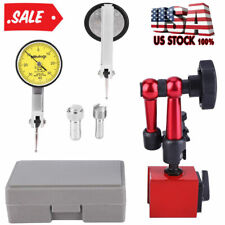 Flexible Magnetic Metal Base Holder Dial Test Stand Indicator Metalworking Tool