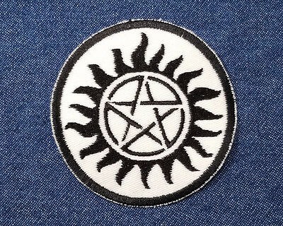 Supernatural Anti-Possession Patch - Anti-Possession Tattoo Patch
