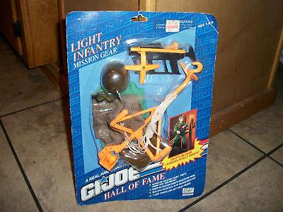 HASBRO GI JOE HALL OF FAME LIGHT INFANTRY MISSION GEAR 27503