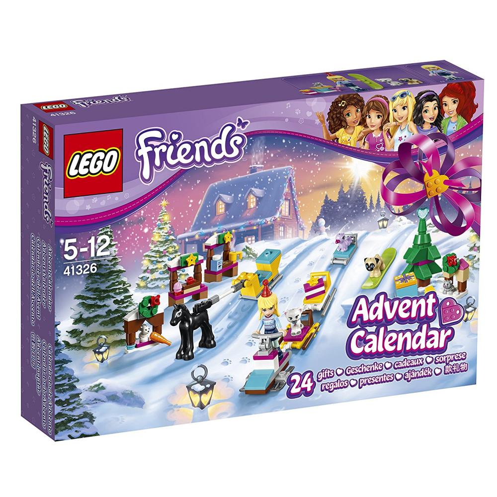 LEGO 41326 Friends calendario avvento 2017 giocattolo di costruzione