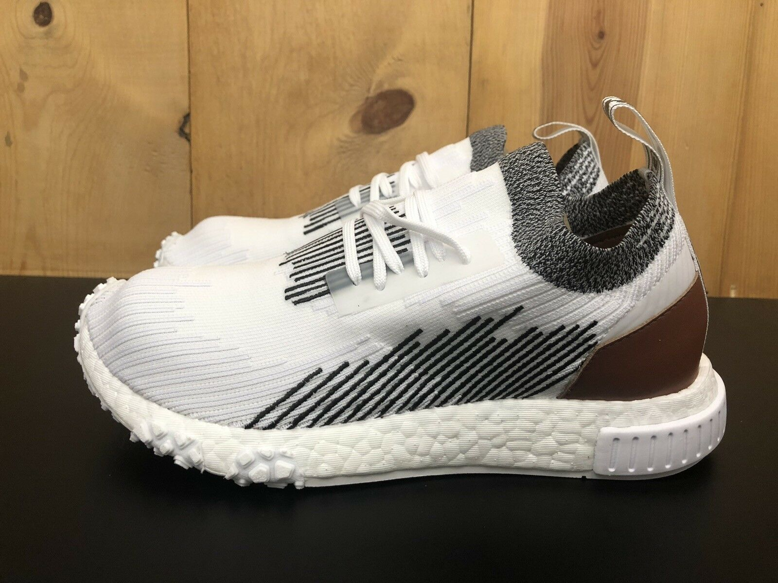 quality design 1106a a6363 ADIDAS NMD RACER MONACO PRIMEKNIT AC8233 Running shoes Mens 6 or womens 7.5