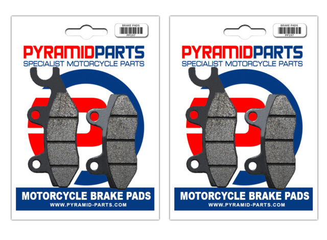 Front & Rear Brake Pads for Kymco Bet & Win 125 150 250 00-06