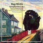 Dag Wiren - Dag Wirén: Symphonies & Overtures (2000)