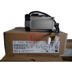Panasonic mhmd042p1u ac servo motor and driver plc for Ac servo motor controller