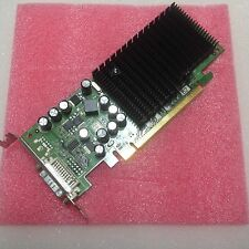 nVidia GeForce 6200 128MB DVI PCI-EXPRESS PCI-E PASSIV Low Profile Grafikkarte