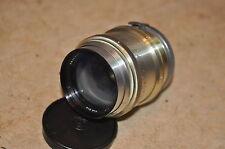 Jupiter 9 2x85mm  lens for Kiev. Contax...отлично... № 6204632... 1962 г