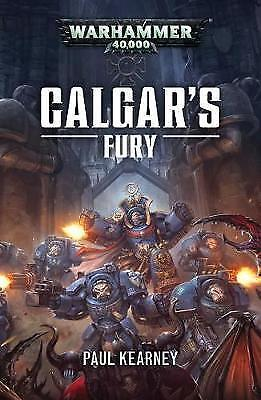 1 of 1 - Calgar's Fury (Warhammer 40,000) by Kearney, Paul | Paperback Book | 97817849660