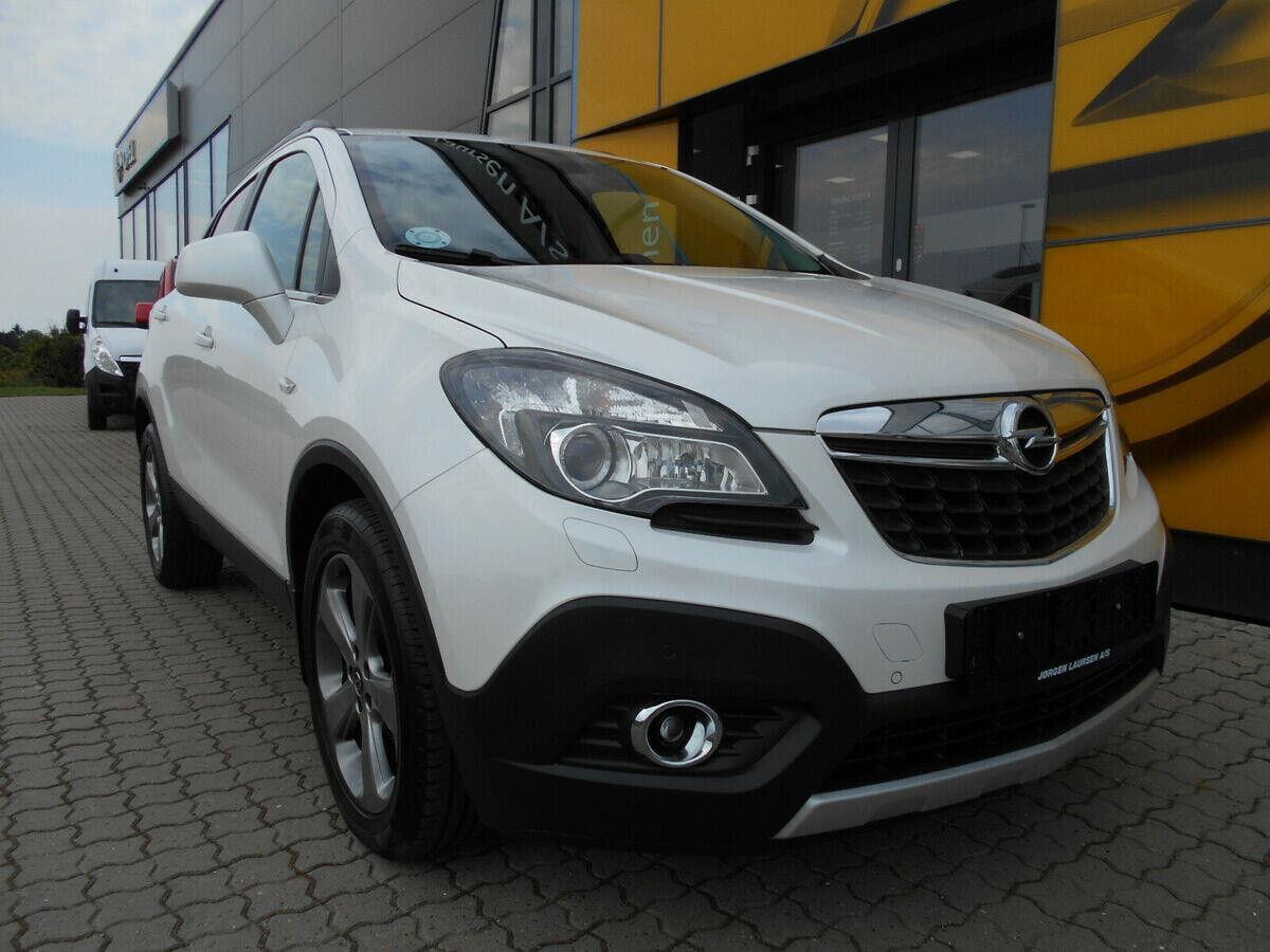 Opel Mokka 1,6 CDTi 136 Cosmo 5d - 139.800 kr.