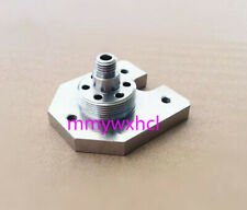 Stainless Steel Agie Charmilles Parts Cut20 Wire Guide Die Block 333017383 New