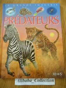 Details Sur Livre La Grande Imagerie Animaux Predateurs Fleurus Serie Collection